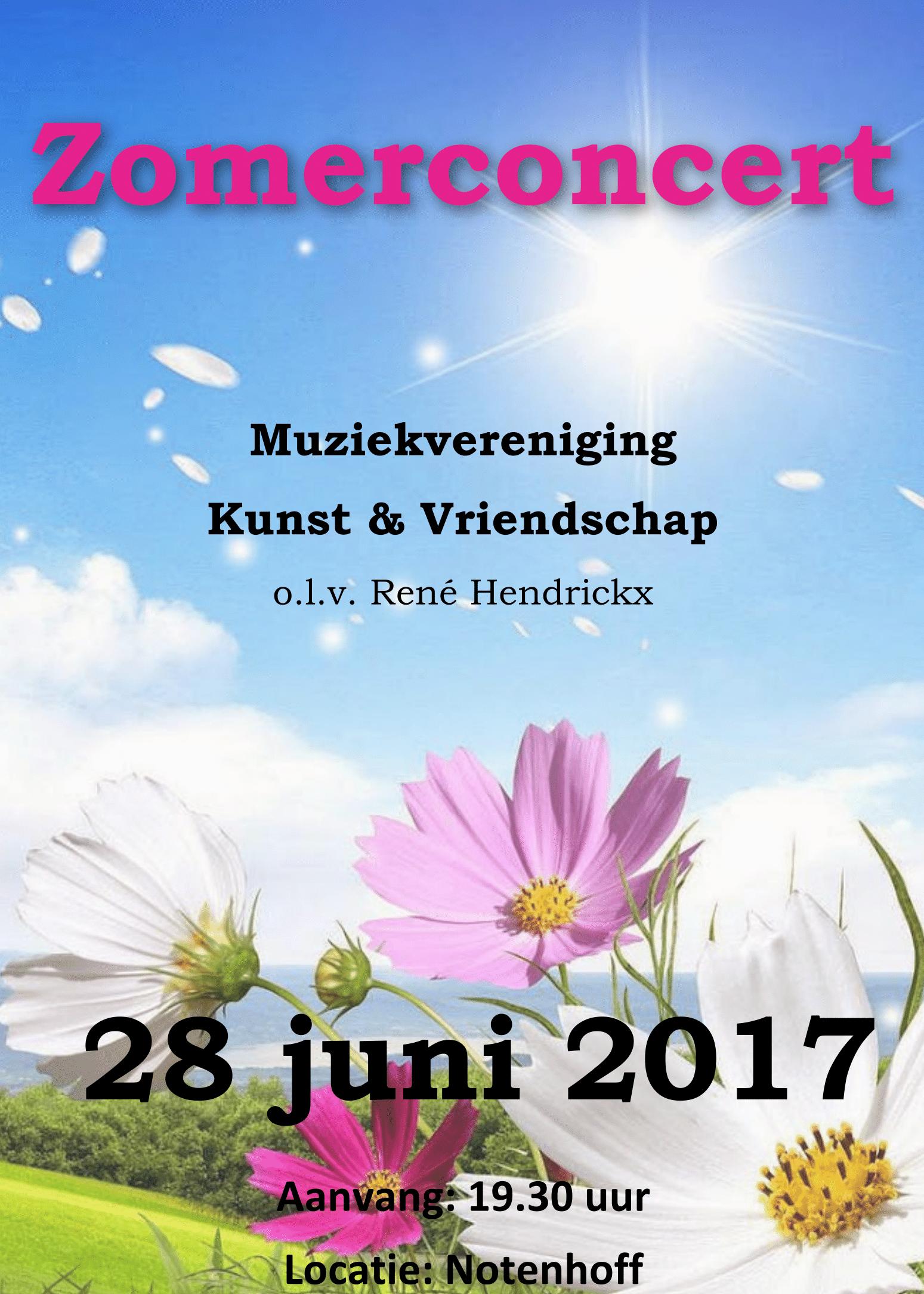 Concert Notenhoff